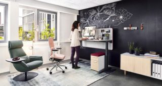 Оптимизирајте го просторот за благосостојба на вработените