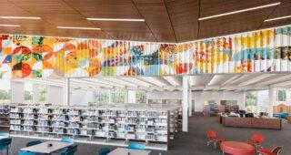 Употреба на бои во едукативни простори